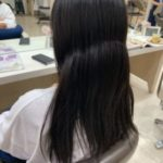 1度も染めていない黒髪をヘアカラーで明るくする方法