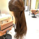 小学校の卒業式に簡単な「くるりんぱ」おすすめの髪型3種類!